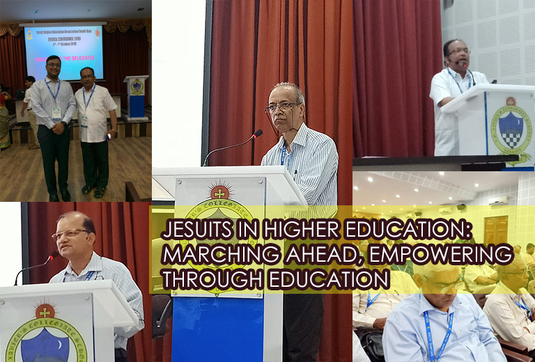 JESUITS IN HIGHER EDUCATION
