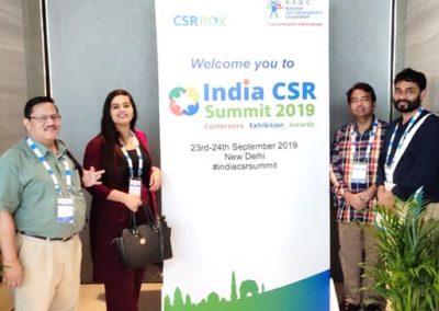 India CSR Event