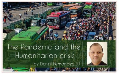 The Pandemic and the Humanitarian crisis