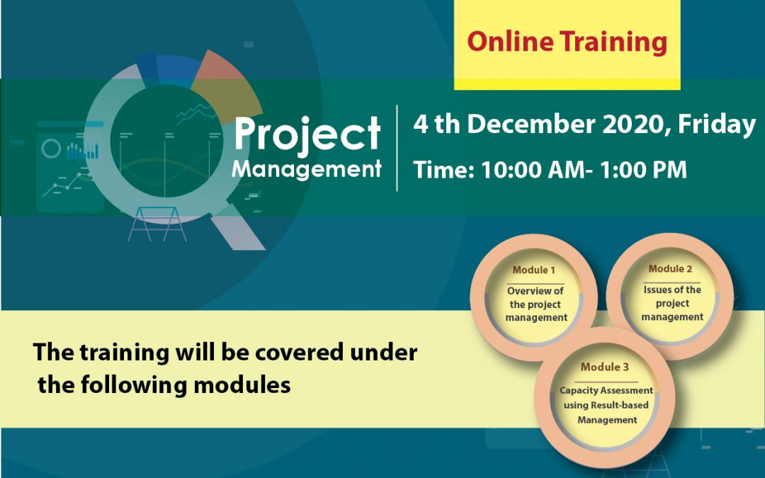Training Session on Project Management