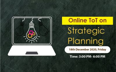 Training Session on Online Strategic Planning