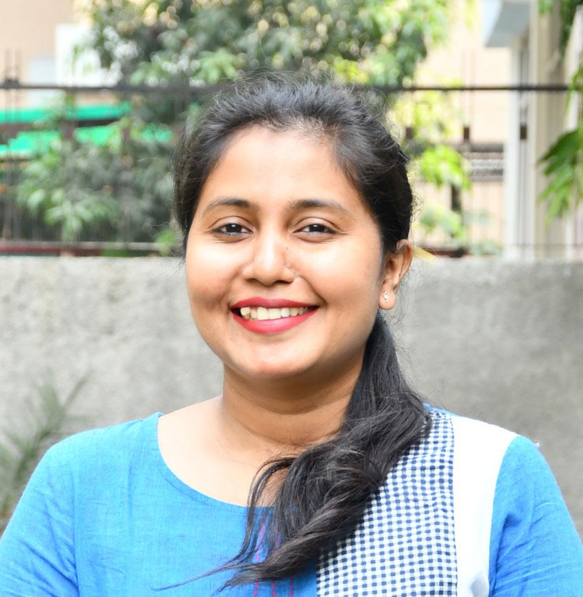 Ashima Mukherjee