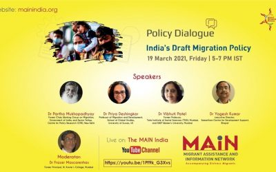 Policy Dialogue-India's Draft Migration Policy