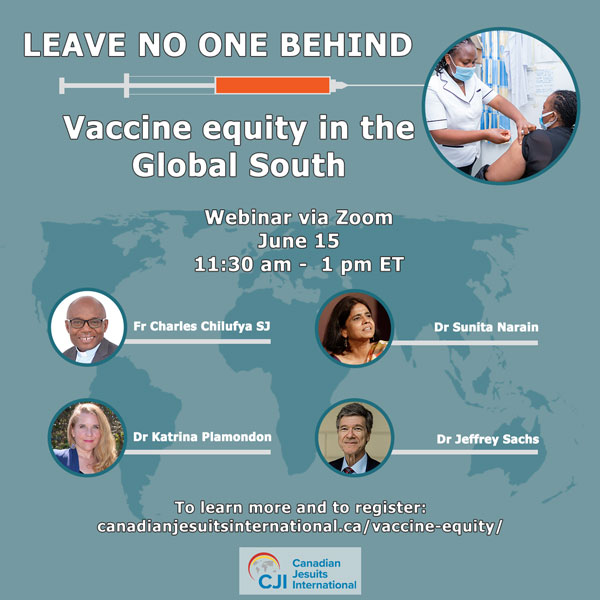 Leave no one behind: Vaccine equity in the Global South